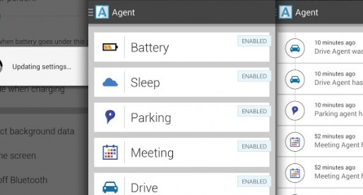 Agent: An app that remembers the important stuff