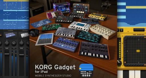 KORG Gadget: Diese App setzt musikalische Maßstäbe