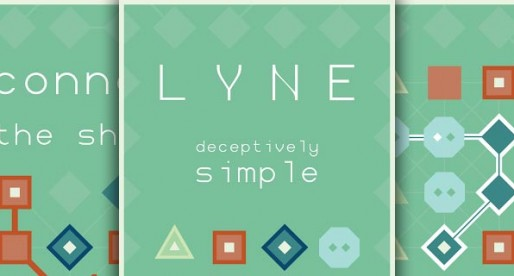 Lyne: Tricky Puzzles that are fun