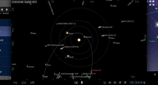 Mobile Observatory: Astronomy for beginners and pros