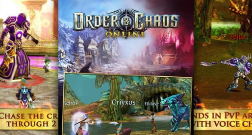 Order & Chaos Online: Now with an update that offers even more choices to move around in the vast fantasy world