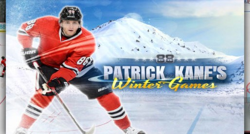 Patrick Kane's Winter Games: Play Ice Hockey with the pros