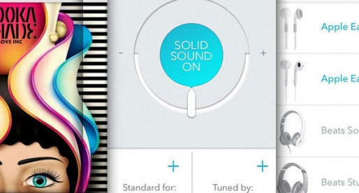 Solid Sound: An app that wants to improve your headphones