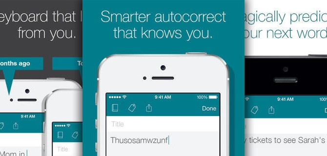 SwiftKey Note: Create accurate notes with the intelligent keyboard