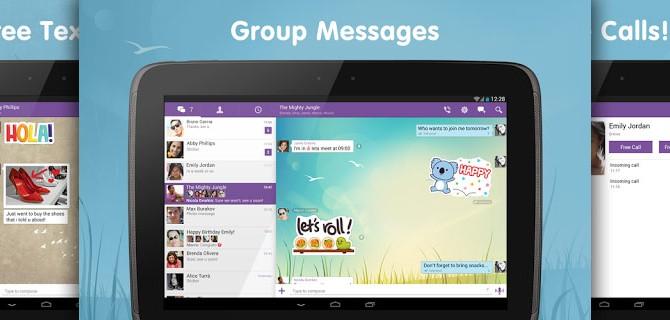 Viper: Better than WhatsApp Messenger