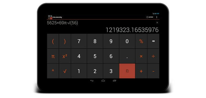 CalculatorNg: One of the best calculators in the Store