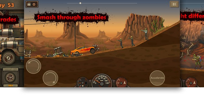 Earn to Die: Eliminate the zombies