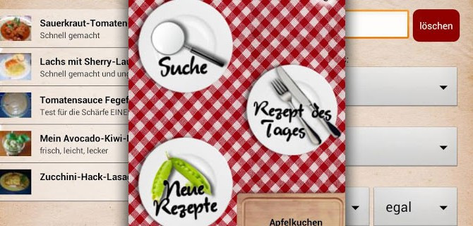 Kochmeister 60.000 Rezepte: Who is going to eat it all?