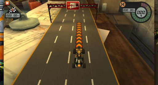 LEGO Technic Race: Action-packed indoor Racer with turbo boosts