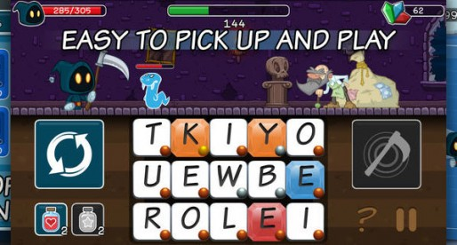 Spell Quest: Grimm's Journey: An enchanted word game