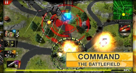 Modern Command: Save the world with strategic skill and heavy weapons