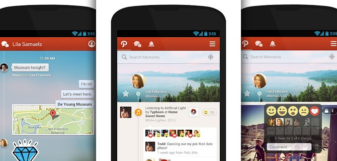 Path, the slightly different and more private Facebook