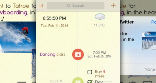 Pendo – Notes, Todos, Calendar & Share: It sets a new standard for calendar apps