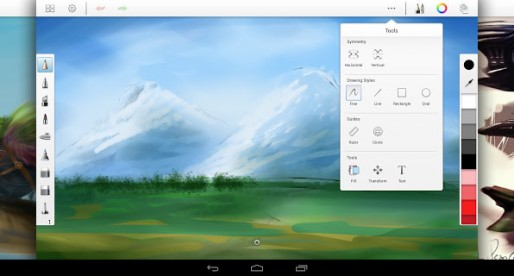 SketchBook Pro: Terrific drawing tool for beginners and pros