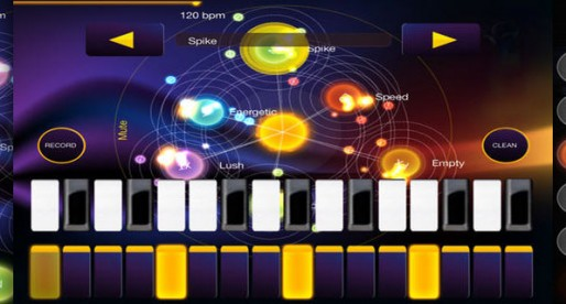 Space Garage Music Studio: Electro sounds that revolve around the sun like planets