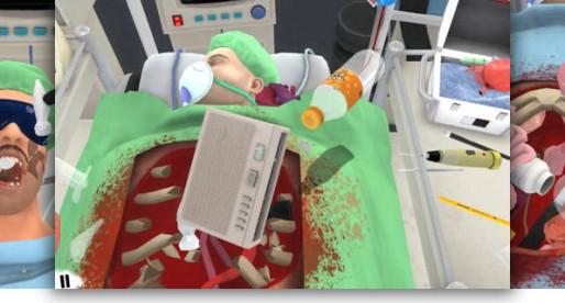 Surgeon Simulator: Operation am offenen iPad