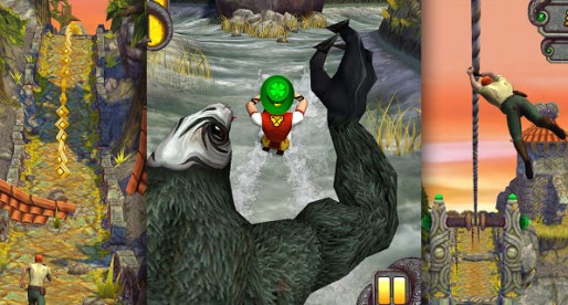 Temple Run 2: Watch out, the monkeys are coming!