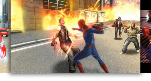 The Amazing Spider-Man: Schwingt Euch durch New York