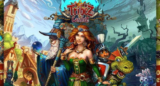 The Tribez & Castlez: Create and protect a magical kingdom
