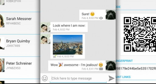 Threema: Probably the safest messenger currently available