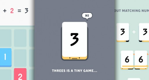 Threes!: The first cult game of the year