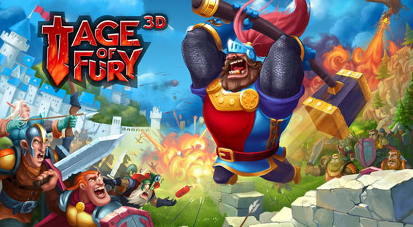 Age Of Fury™ 3D