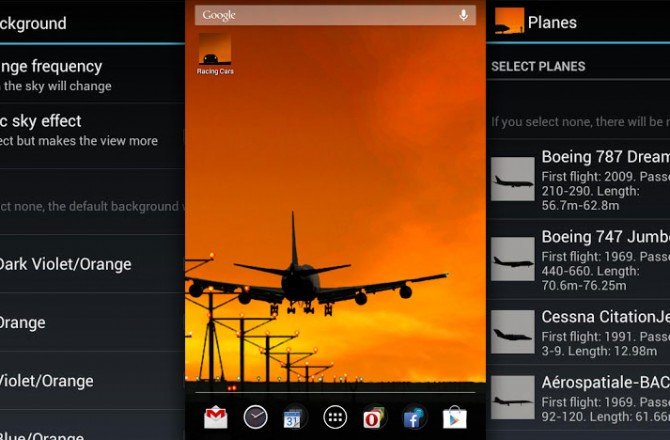 Airplanes – Live – Wallpaper for airplane fans and vacationers