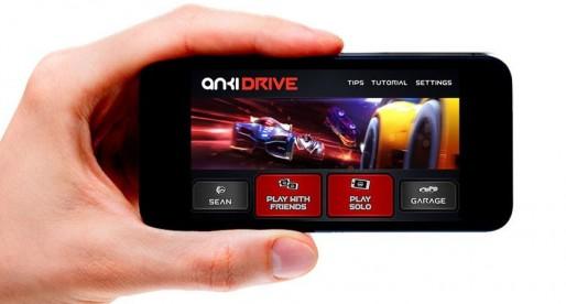 Anki Drive: News vom Renn-Spiel mit iPhone-Steuerung
