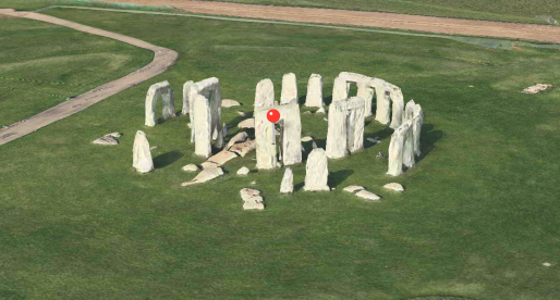New in Apple Maps: Stonehenge and more in 3D FlyOver