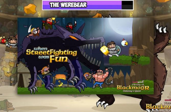 Blackmoor: Action Platformer with 57 different enemies