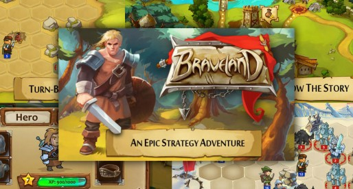 Braveland: A solid, hand-drawn Strategy and Combat Game