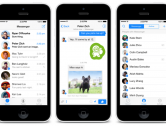 Facebook removes Messenger from the Facebook App