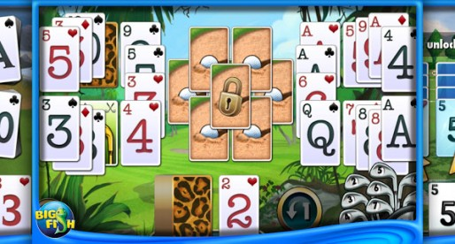 Fairway Solitaire (Full): A fun mix of Solitaire and Golf