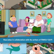 Family Guy The Quest for Stuff: The app to go with the TV show