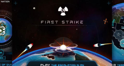 First Strike Game: Who has the right strategy?