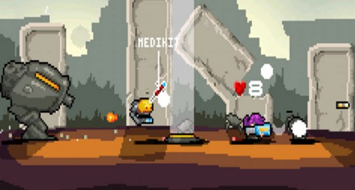 Groundskeeper 2: Arcade Arena Shooter with a fantastic weapons arsenal