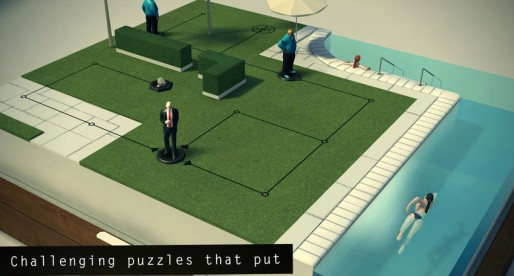 Hitman GO: Funny Strategy Game by Square Enix