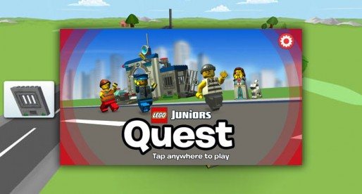 Lego Juniors Quest: Even little kids can catch the bad guys