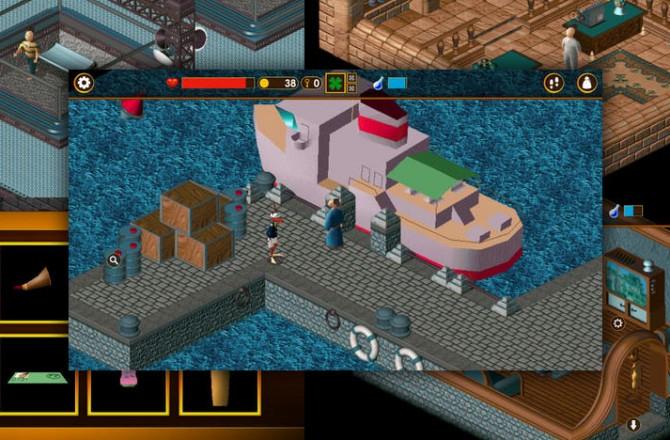 Little Big Adventure: Impressive Mix of Platformer, Puzzle and Battles