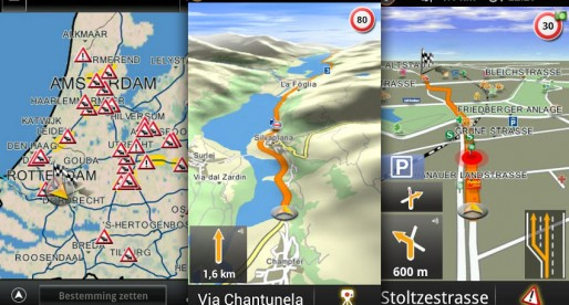Navigon Europe: The standard navigation system for frequent travelers