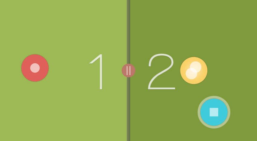 Smo: Schneller Air-Hockey-Klon für zwei Spieler
