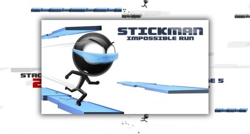 Stickman Impossible Run: Challenging, fast-paced Platform Runner