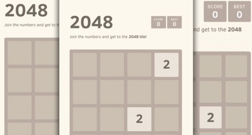 2048: An addictive Puzzle Game for in between