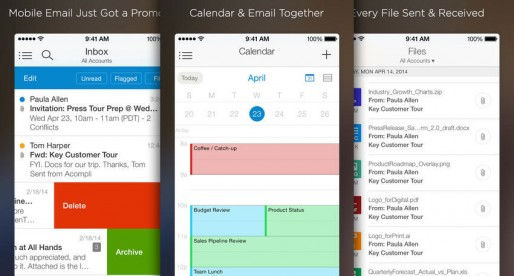 Acompli is the new mail client for Gmail and Outlook