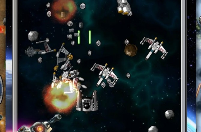 Lego Star Wars Microfighters: Join the battle in the galaxy