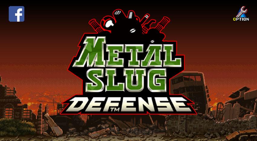 Metal Slug Defense: Fabulous Tower Defense in 2D