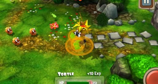 Monster Adventures: Original mix of Pokemon and Zelda elements