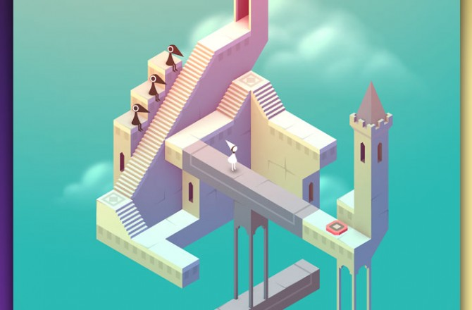 Monument Valley: The most enchanting game of the year