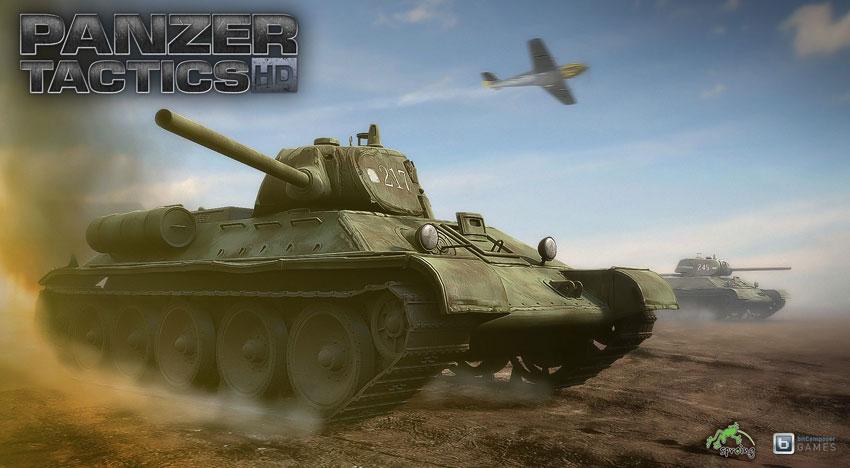 Panzer Tactics HD: Into battle!