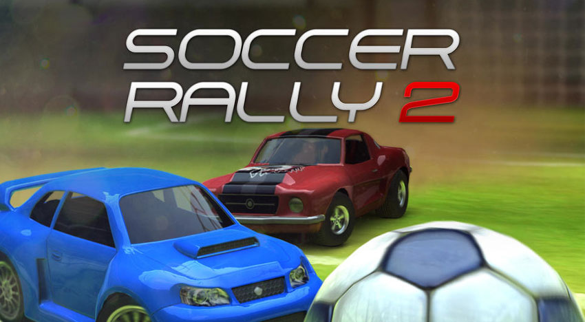 Soccer Rally 2: Kick, dribble and score with your car
